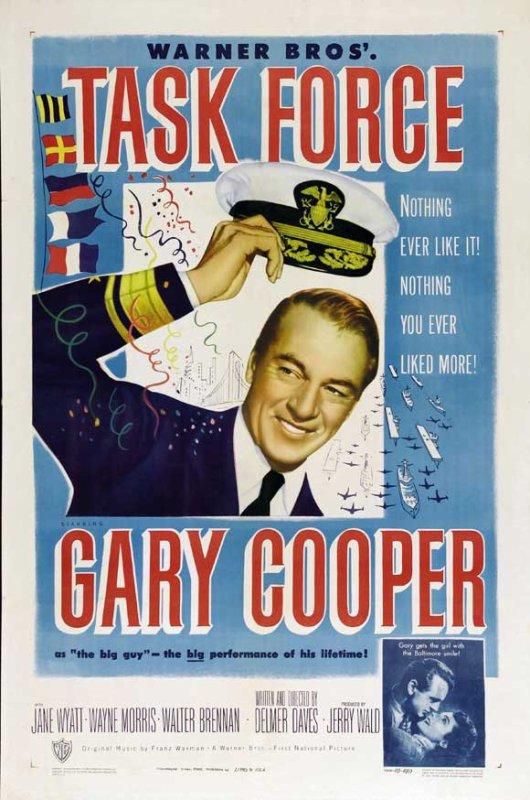 COOPER GARY ACTEUR DES ANNEES 1949