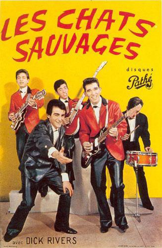 LES CHATS SAUVAGES  1 DICK RIVERS