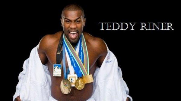 RINER Teddy est un judoka né en Guadeloupe le 7 avril 1989