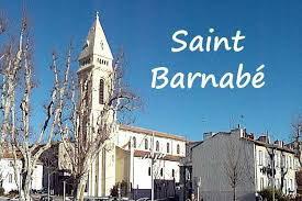 en ce jour de la Saint BARNABE