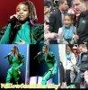 Willow Smith Et  Jaden Sortant De Leur Hôtel  A Dublin + Photo Et Vidéo De Son Concert.