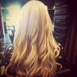 Blonde: again.