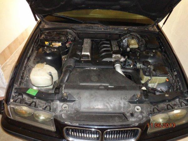 voici le moteur de ma nouvelle voiture