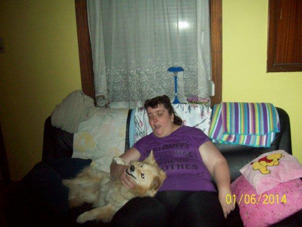 moi est mon chien prince