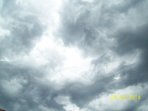 voici le 9/6/2014 les nuages