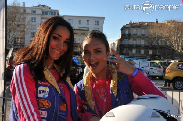Rallye des Gazelles départ à Sète