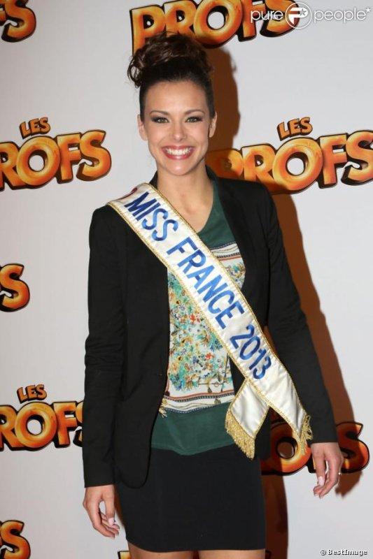 Marine Lorphelin : Le salaire de Miss France 2013 révélé