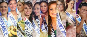 Que sont devenues les 10 dernières gagnantes miss France .