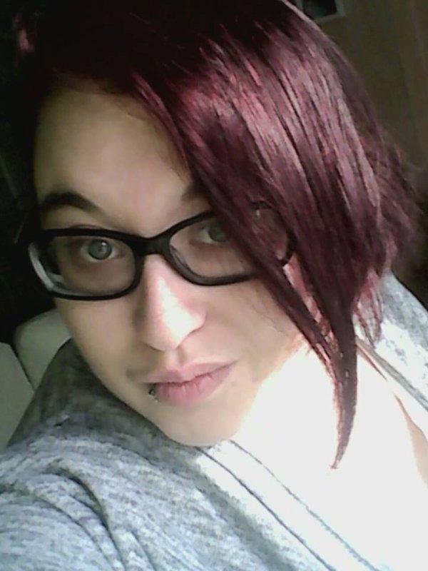 nouvelle couleur de cheveux....envie de changement.....