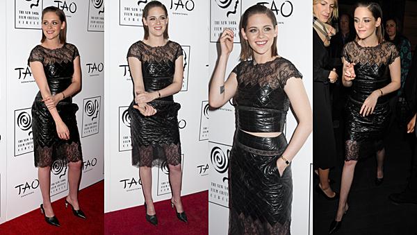 04.01.2016 | New York Film Critics Circle Awards Gala, NYC