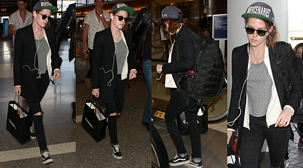 13.01.2016 | Aéroport LAX