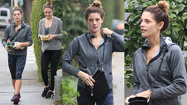19.01.2016 | Gym, Los Angeles