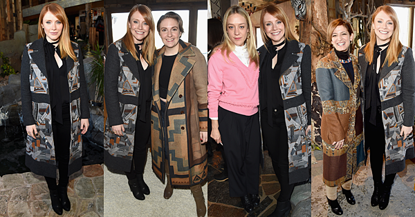 26.01.2016   Glamour's Women Rewriting Hollywood Lunch