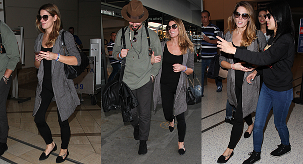 08.02.2016 | LAX, Los Angeles, Californie