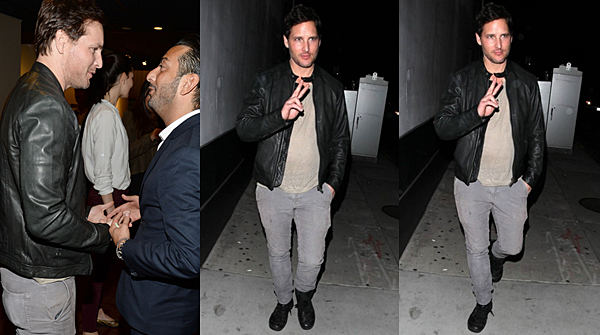 09.02.2016 | 'A Stand Up Guy' Villa NightClub, West Hollywood, Californie