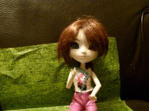 Séance photo de Satine et son nouvel obitsu ^^