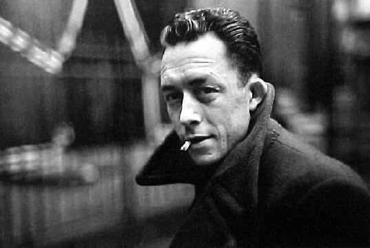 C'était il y a cent ans : Albert Camus,  par Philippe