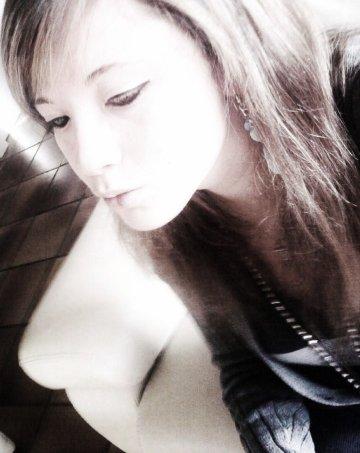 Je fais comme si tout étais normal. Mais derrière mon sourire, mon regard, j'ai mal !