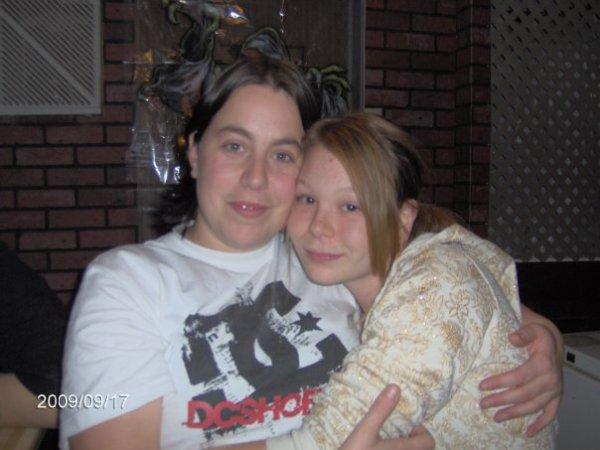 Ma grande soeur de coeur <3 JETAIME