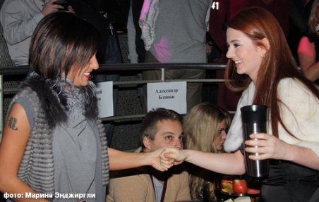 Nouveautés Lena Et Yulia ///  Billboard Party 2010