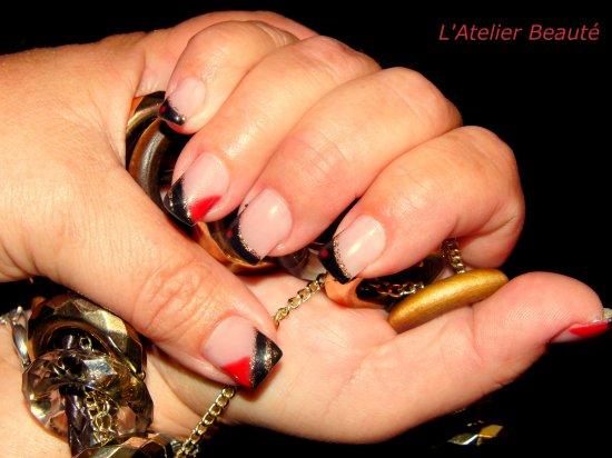 En Rouge & Noir...