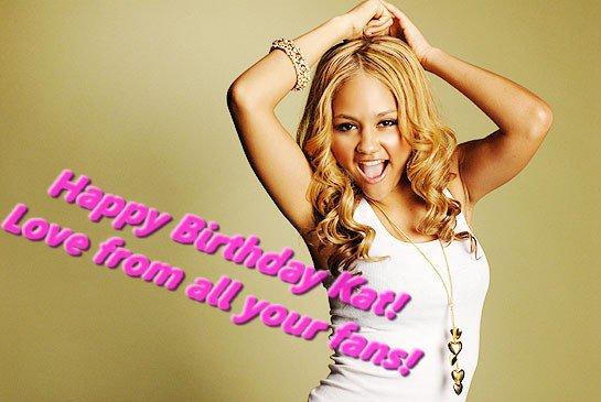 Happy Birthday Kat!