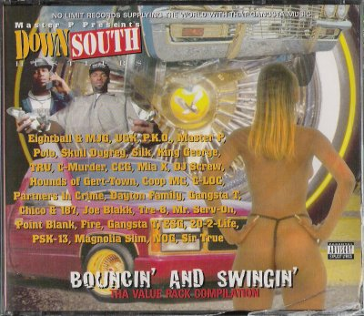 Master P Presents Down South Hustlers