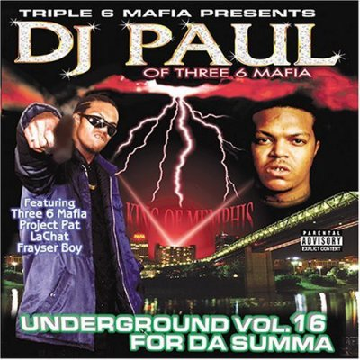 Dj Paul - Underground Vol.16 For Da Summa