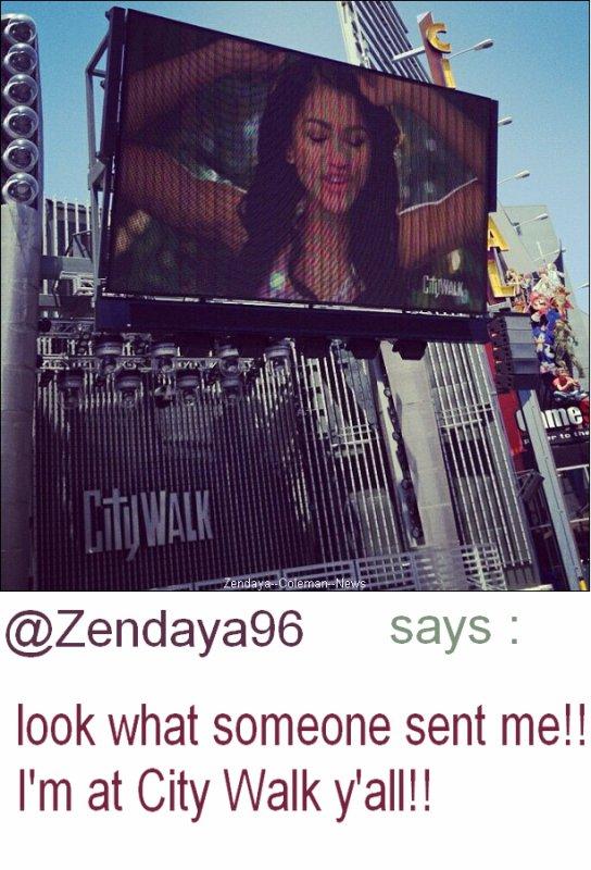 03/06/12 : Twitter Time Zendaya.