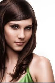 Couleur chocolat noir cheveux