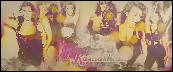 Bienvenue sur KardashianKourt - ta source d'actualité sur - Kourtney Kardashian ! Découvrez en intégralité le quotidien de la superbe américaine Kardashian, via de nombreux articles des plus variés et divers sur le blog !