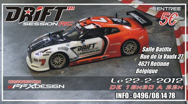 session drift le 22-2-2012