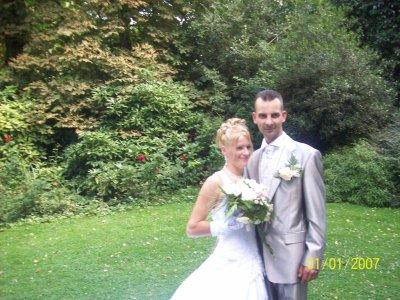 ....mariage de ma soeur et de mon beau frere jvs aime tous ( C PAS LA BONNE DATE C LE 21/08/2010 A 15H15)