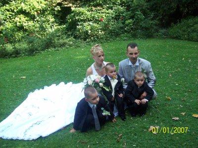 .....mariage de ma soeur