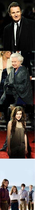 Narnia 3 l'Odyssée du Passeur d'Aurore !