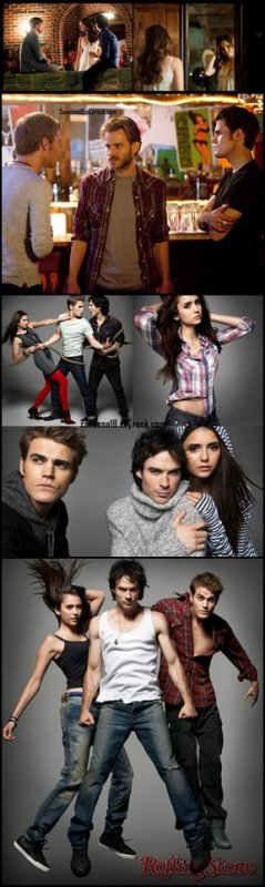 ♥ The Vampire Diaries Saison 3 ♥