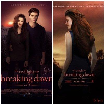 Affiches non officiel de Breaking Dawn Part 2