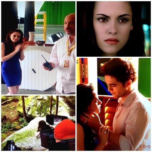 Nouvelle photos du tournage de Twilight Révélation chapitre 4 ( Partie 2 )