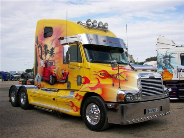 camion tuning