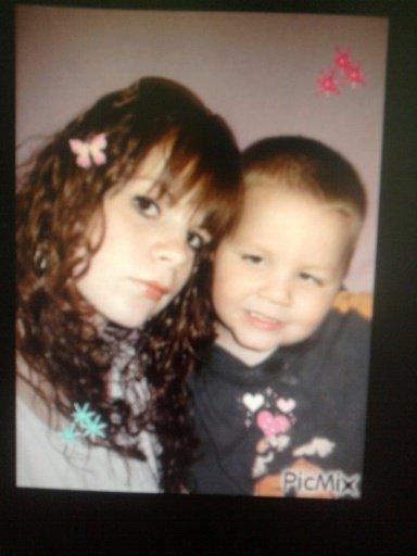 ma soeur et mon frère