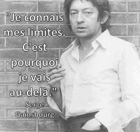 by serge gainsbourg
