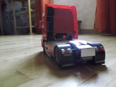 maquette volvo FH16-610