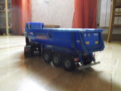 maquette volvo FH16-660