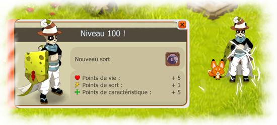 Level 100 panda