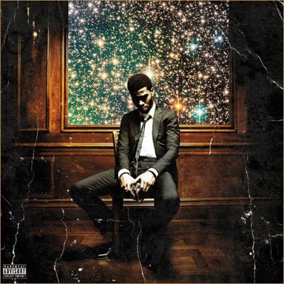 Man on the Moon II / MOJO SO DOPE- KID CUDI (2011)