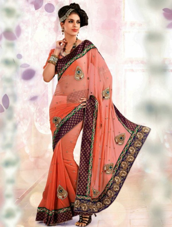 Indian Sari As A Timeless Ethnic Fashion Trend For Womens Fashion Clothing