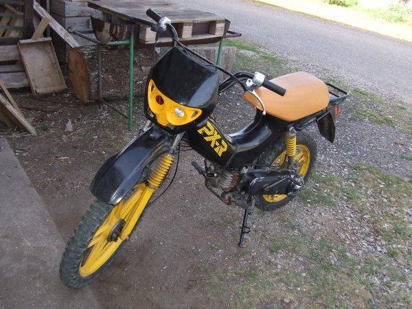 honda px-r 50 (vendu)