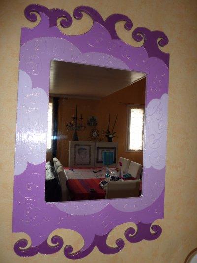 Un miroir pour ma maman!