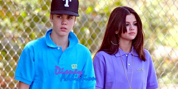 Le 24 septembre, Selena Gomez & Justin Bieber à Malibu
