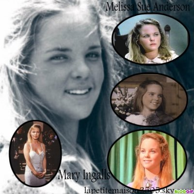 Mary Ingalls Kendall/ Melissa Sue Anderson